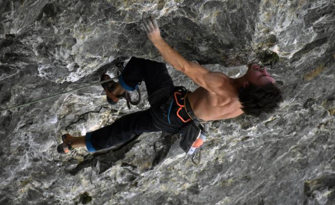 Najtežje športno-plezalne smeri v Sloveniji